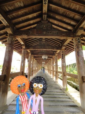 みすたぁの奈良で沢山の仏像に会いに行こう♪の旅 3日目 長谷寺①