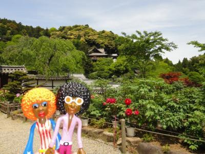みすたぁの奈良で沢山の仏像に会いに行こう♪の旅 3日目 長谷寺③