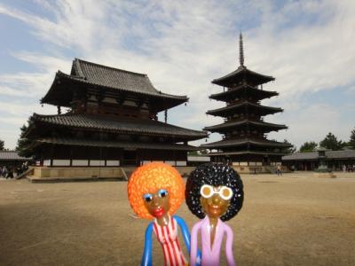みすたぁの奈良で沢山の仏像に会いに行こう♪の旅 4日目 法隆寺①