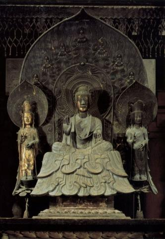 みすたぁの奈良で沢山の仏像に会いに行こう♪の旅 4日目 法隆寺②