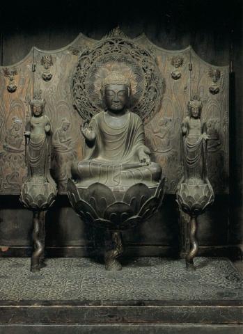 みすたぁの奈良で沢山の仏像に会いに行こう♪の旅 4日目 法隆寺③