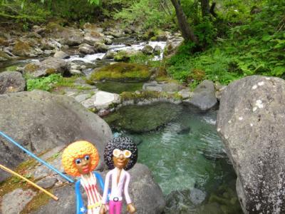 みすたぁの二岐温泉の秘湯に行こう♪の旅