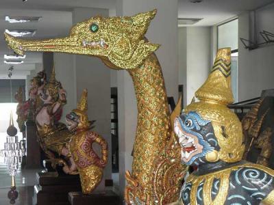 2010年8月/タイ/No.3 - チュラーロンコーン大王を訪ねるサムットプラーカーンの旅(左岸編)