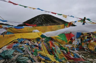 雨季のチベットは。  その2