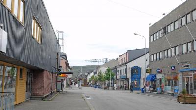 ラップランド3150kmドライブ20(6日目)-Kaamanen~Vestre Jakobselv3(Kirkenesへ)