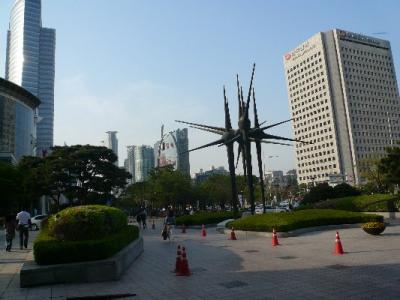 GW特典航空券で行くチープで豪華な韓国! (一日目)