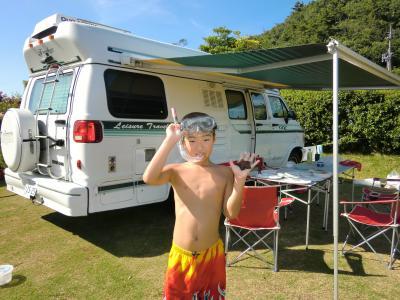 2010.08.28 家族旅行 あかぐりざきキャンプ