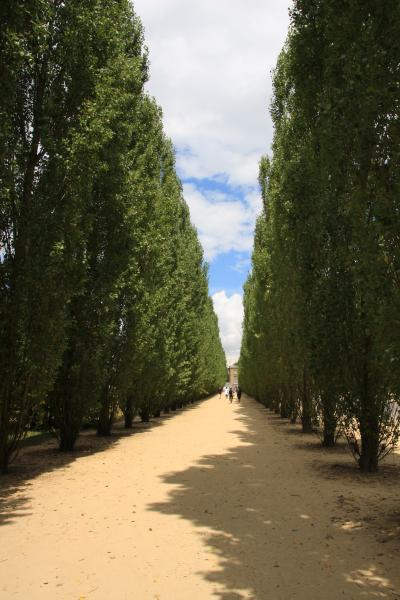 世界遺産 ヴェルサイユ宮殿の庭園とマリーアントワネットの憩いの場 プチ・トリアノン&グラン・トリアノン