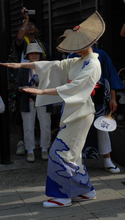 2010.9 越中八尾「おわら風の盆」(Part-1)