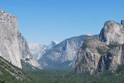 Yosemite National Park 2(2010年夏の旅行記)