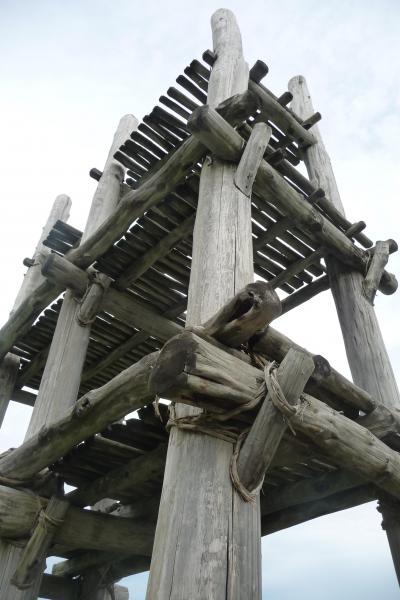 【2010年夏】その7 北海道&東日本パス 三内丸山遺跡