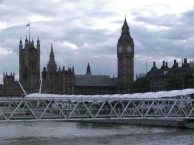 London to Paris ~ロンドン編~