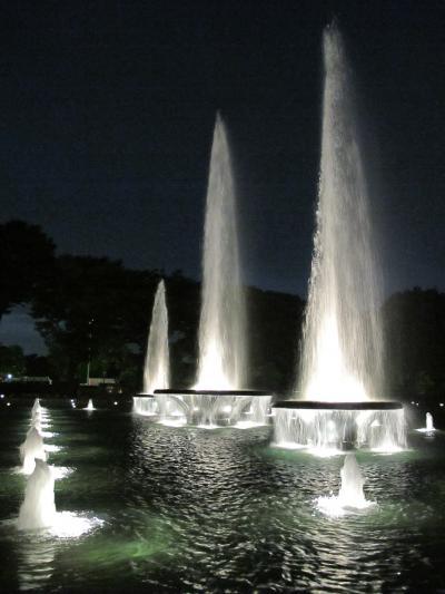 2010初秋 丸の内周辺・和田倉噴水公園