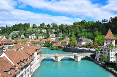 スイス旅行 2/5  グリンデルワルト→ベルン→ラウターブルンネン→ミューレン