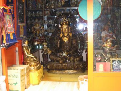 チベット街
