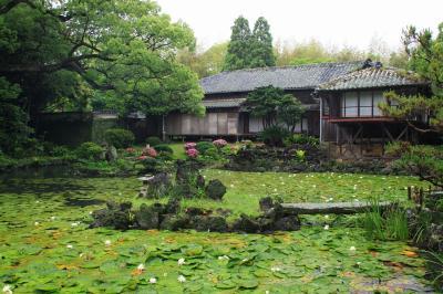 長崎県・五島福江島(その2/2)★大雨の中、教会群と城下町を巡る