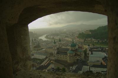 リヒテンシュタイン、オーストリア山満喫の旅その3