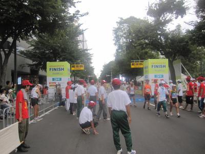 北海道マラソン2010