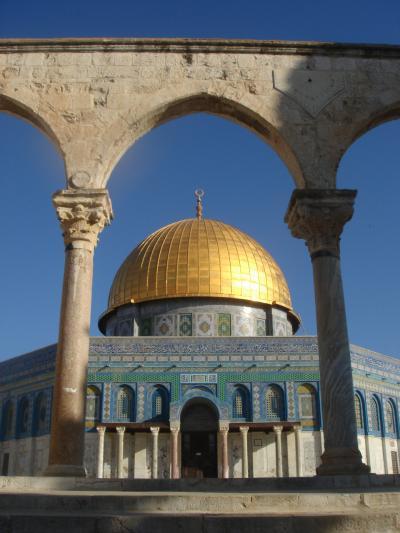 200703中東の旅 エルサレム(イスラエル)