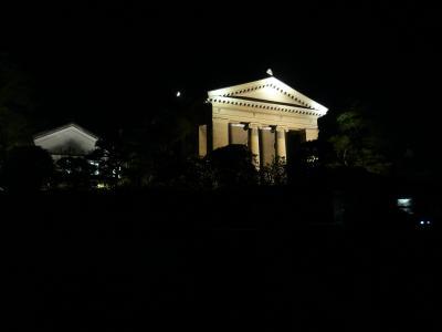 秋も、まだまだ遠い倉敷の美観地区を散策・・・②-夜景