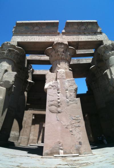 2010 灼熱のエジプトツアー3 ~のんびりナイル川クルーズ コム・オンボ、エドフ~