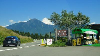 ビーナスライン・・・霧ヶ峰富士見台