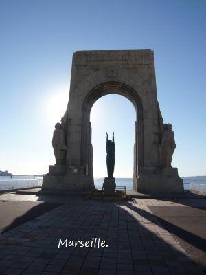 プロヴァンス4日間の旅⑤ -マルセイユ-