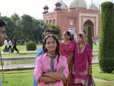インド・アグラ 2010 5日目