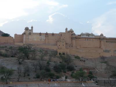 初インド!暑さと長距離移動にも負けず…デリー・ジャイプール・アグラ6日間の旅【6】