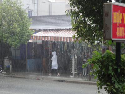 ベトナム中部2010・・・④ホイアン、台風通過