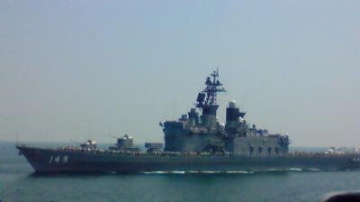 海上自衛隊フェス2010!