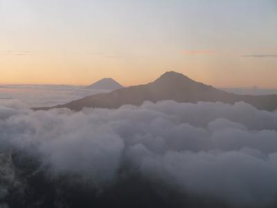 22-仙丈ヶ岳登山