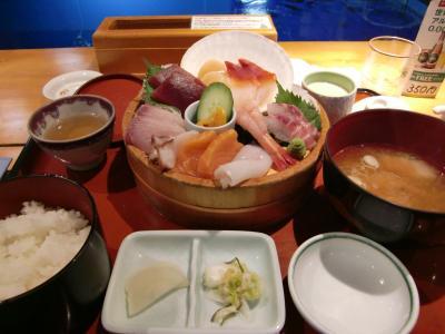 新潟まめ旅♪ 謝恩価格の海鮮丼を食べに寺泊まで