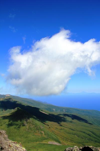 世界遺産 知床 自然三昧 NO2羅臼岳登山
