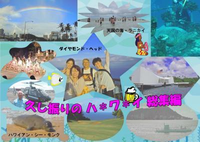 2010年夏、ハワイを愉しむ (総集編)