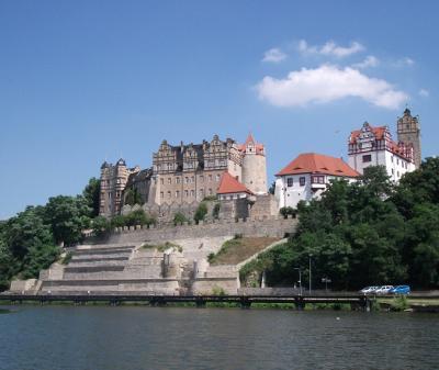 「アンハルトの冠」を訪ねて ベルンブルク(Bernburg)の旅