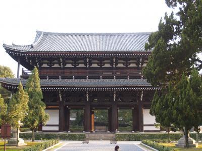 京都東福寺-2008年秋