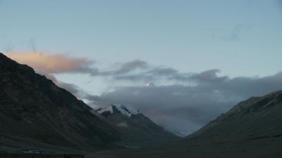 チベットからチョモランマへ(5) チョモランマからシガツェへ