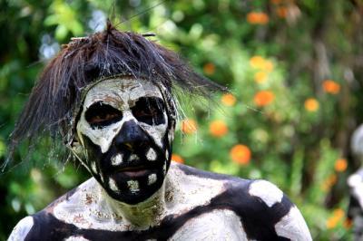 パプアニューギニアの旅 2・・旅いつまでも・・