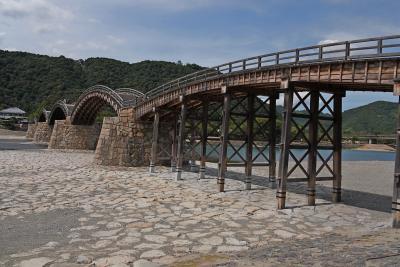 2010-9広島出張旅行5終-錦帯橋,岩国すしは最高!