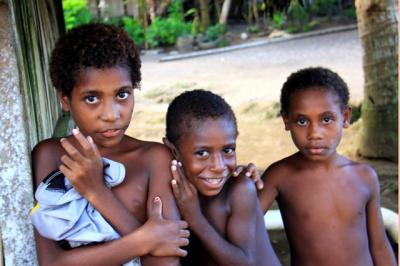 パプアニューギニアの旅 5・・旅いつまでも・・