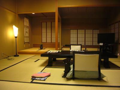 湯村温泉の老舗旅館・常磐ホテルで贅沢時間