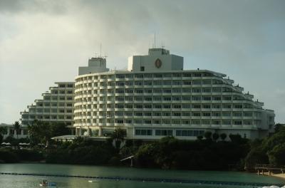 沖縄旅行-往路&ANAインターコンチネンタル万座リゾート滞在記