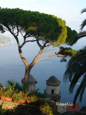 南イタリア4日間の旅⑩ -ラヴェッロ-