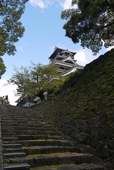 2010.9熊本・名古屋・室蘭出張旅行6-熊本城 熊本地震前の姿