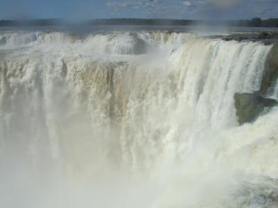 ■海外逃亡9■→アルゼンチン…18日目イグアスの滝