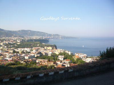 南イタリア4日間の旅⑪ -ナポリからパリへ-