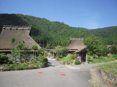 田舎の景色を求め、京都・美山へ