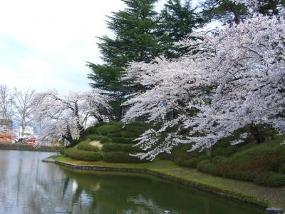 GW 山形 3泊4日の旅 第1日目 米沢観光・上山温泉へ