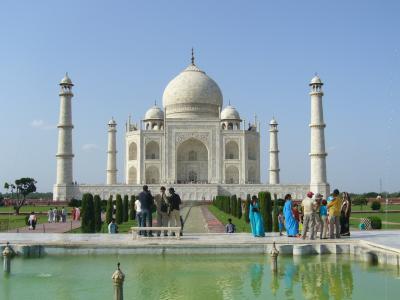 魅惑のインド~世界遺産タージマハル